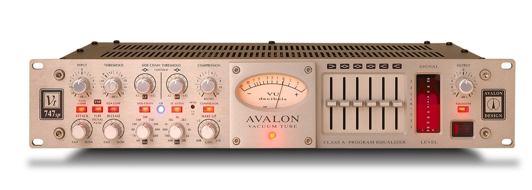 Avalon New Vt 747sp Specs Details Compressor Schematic Diagram Pro Click To See Enlarged Version